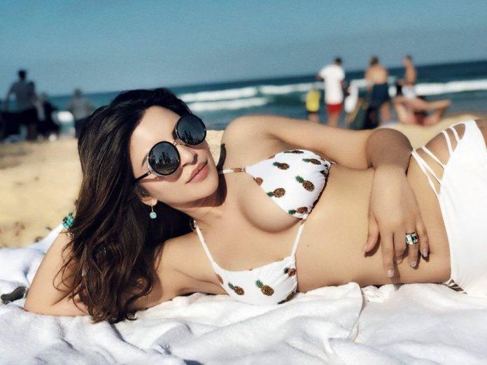 Shama Sikander Amazes In Her Latest Smoking Hot Photoshoot
