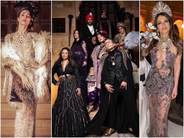 Le Bal Oriental Party Birthday: Must-See looks Of These Bollywood Celebs With Royal and vintage dressing At Arvind Dubash's Party