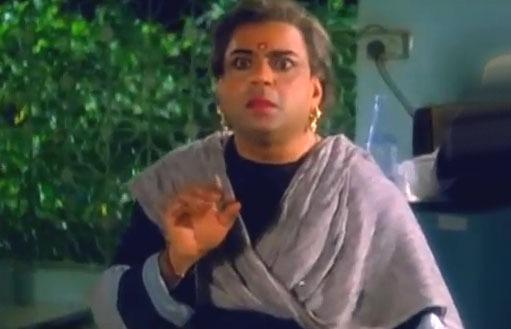 Paresh Rawal gay role