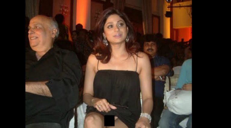 Shamita Shetty Spotted Without Undergarments In An Event, Pictures Got Viral