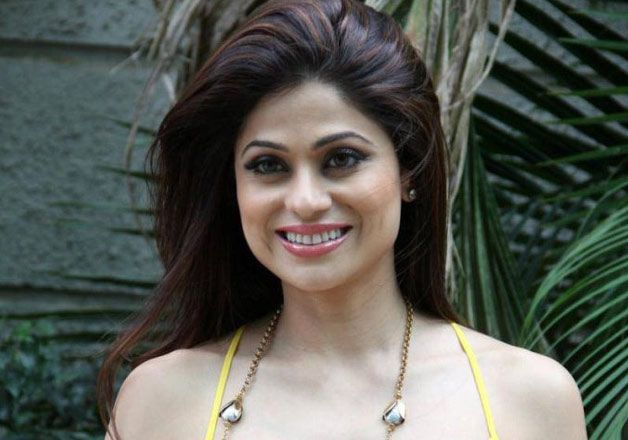 Shamita Shetty Spotted Without Undergarments In An Event