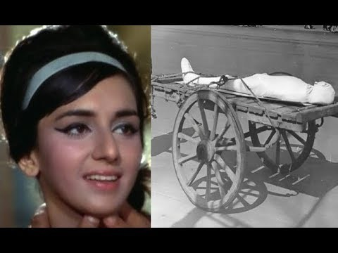 Tragic Story Of Famous Actress From Super Stardom To Prostitution, Dead Body Was Taken To Graveyard Via Handcart