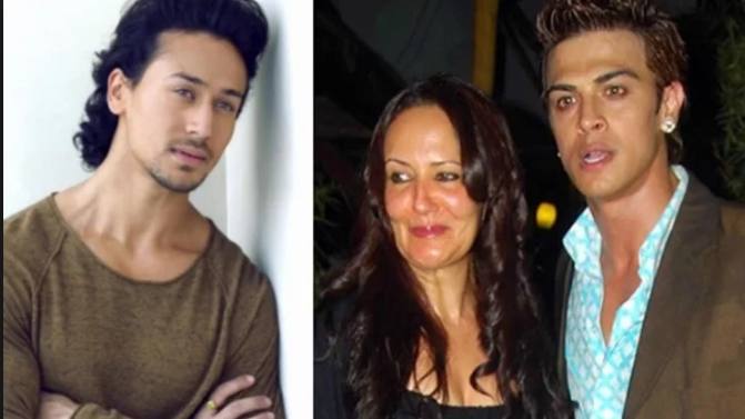 Tiger Shroff's Mother Ayesha Had an Extra Marital Affair With 17 Years Younger Actor