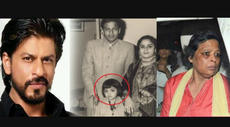 Meet Shah Rukh Khan's Mentally-ill Sister and Know What Exactly Happened to Her