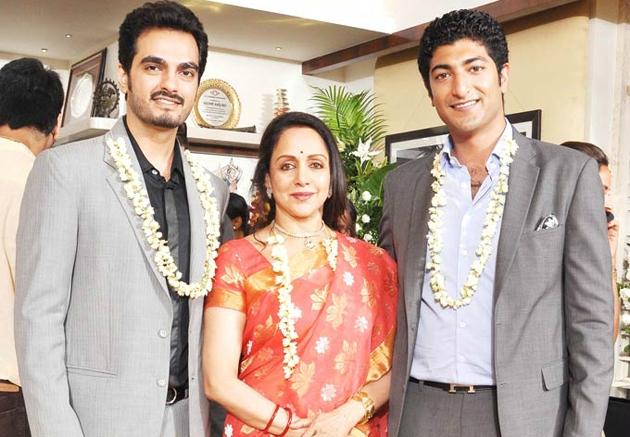 Meet The Millionaire Sons-in-Law of Veteran Actress Hema Malini