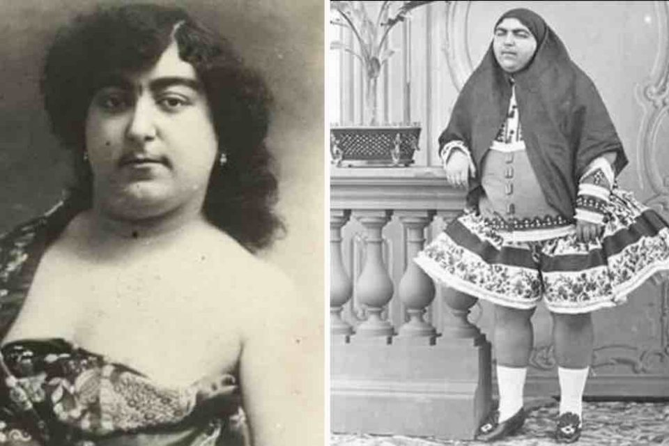 Princess Qajar, The Beauty Symbol of Persia For Whom 13 Men Committed Suicide