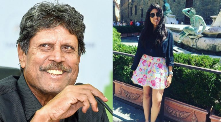 Meet The Gorgeous Daughter of Former Cricket Superstar Kapil Dev Who is Stealing All The Limelight