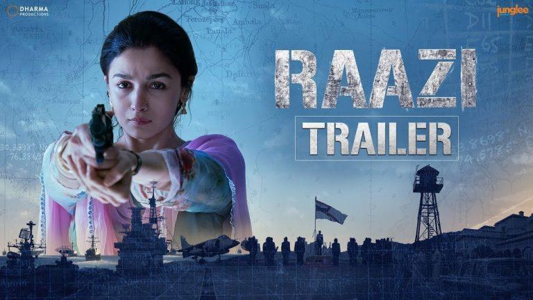 Raazi Trailer: Alia Bhatt and Vicky Kaushal's Sizzling Romance Will Leave You Awestruck
