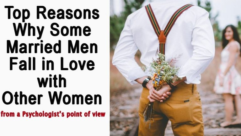 Reasons Why Married Men Fall In Love With Another Lady