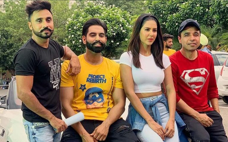 Jinde Meriye Punjabi Movie: Goldy Desi Crew Shares Picture From The Sets