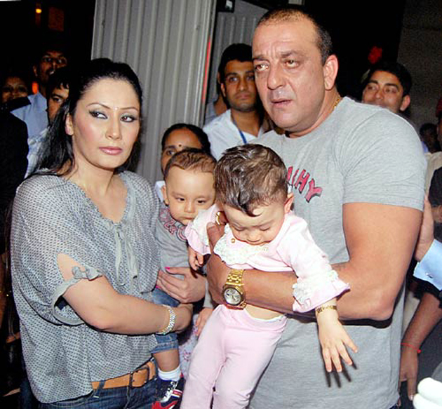 Sanjay Dutt Will be 72 Years Old When His Kids Become 20 ...