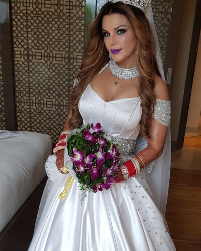 Rakhi Sawant Gets Married Secretly With an NRI at JW Marriott?