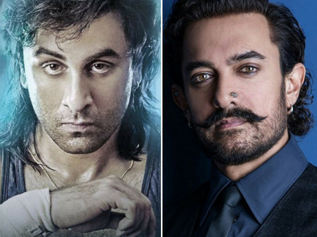 "Aamir Khan Wanted To Play Lead Role In ""Sanju"""