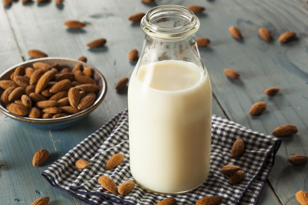 How to make delicious creamy almond milk ?