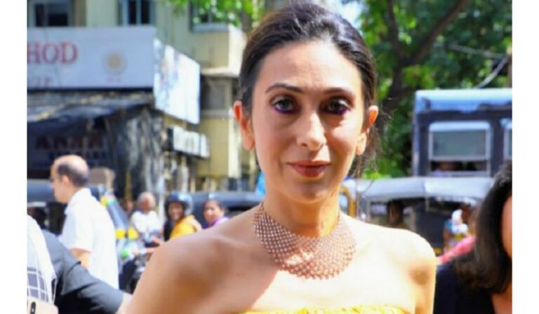 Karisma Kapoor Spotted Looking Too Old in Her Latest Pics