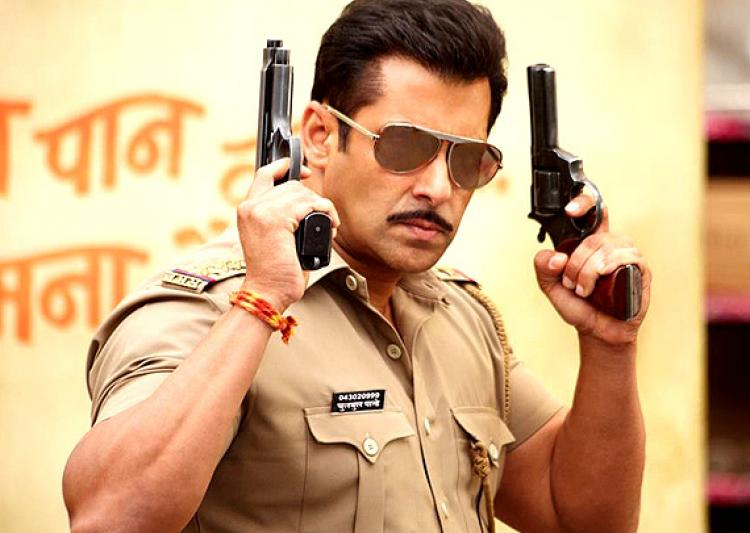Dabangg 3: Salman Khan returns as Chulbul Pandey, fans go insane
