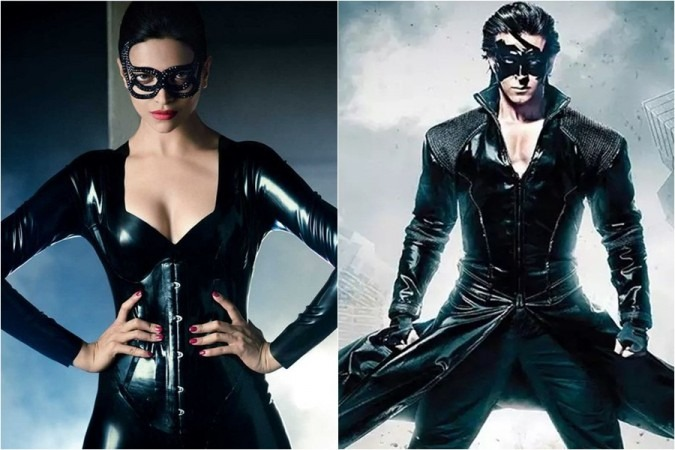 krrish 4 Hrithik Roshan and Deepika Padukone