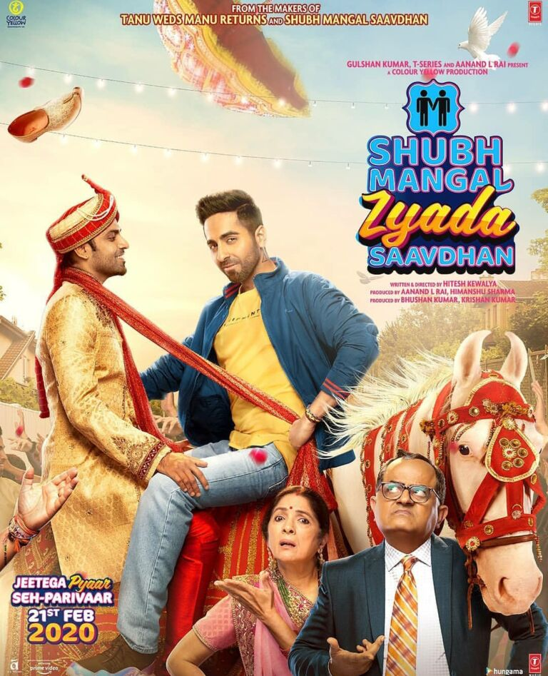 Let's become a little extra cautious with 'Shubh Mangal Zyada Saavdhan' as the most awaited trailer releases.