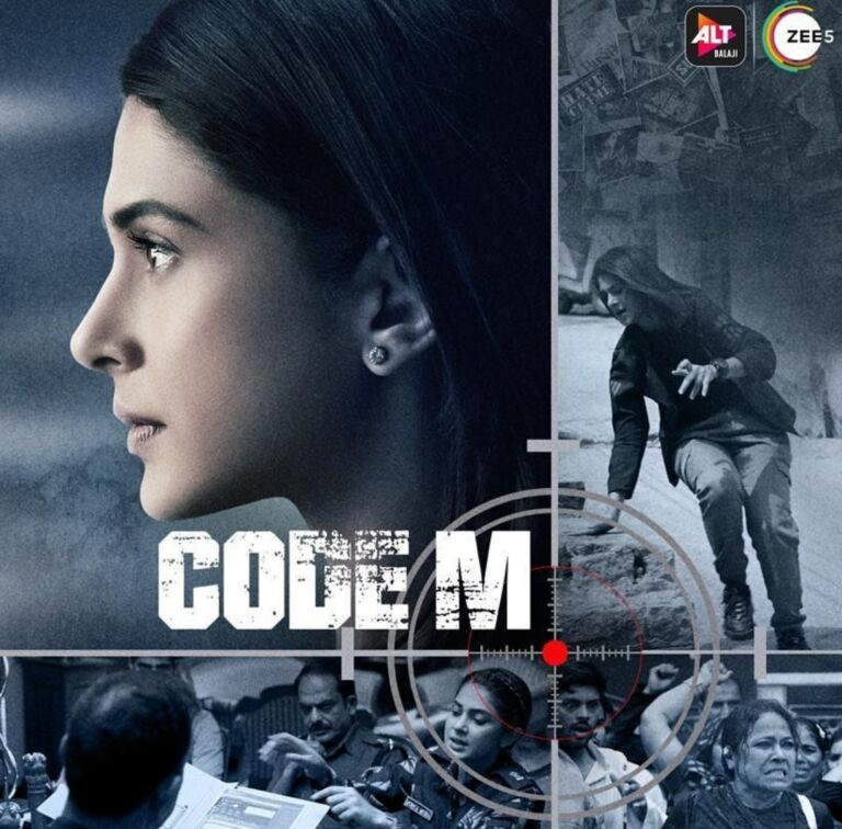 Jennifer Winget's 'CODE M' giving goosebumps! Earns brilliant reviews.