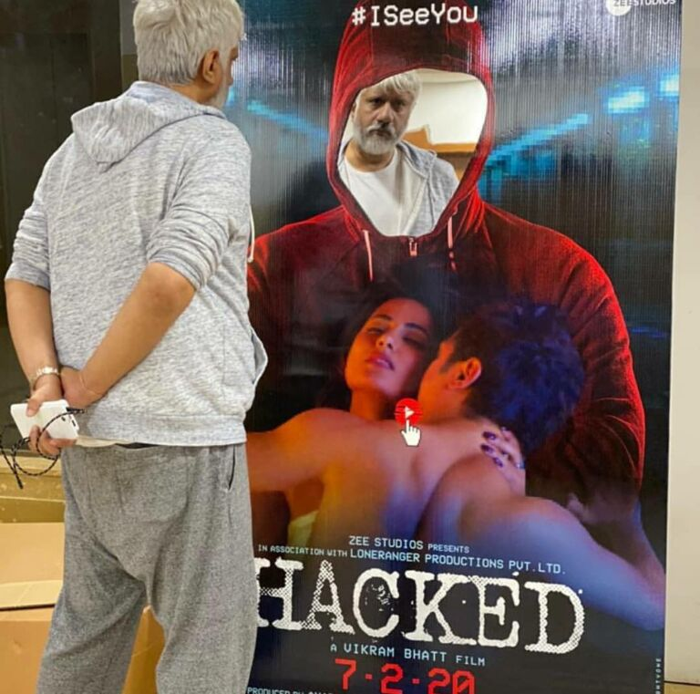Trailer Of Hacked Is Trending!! Vikram Bhatt's New Stalker Thriller Starring Hina Khan Will Shake You From Within!