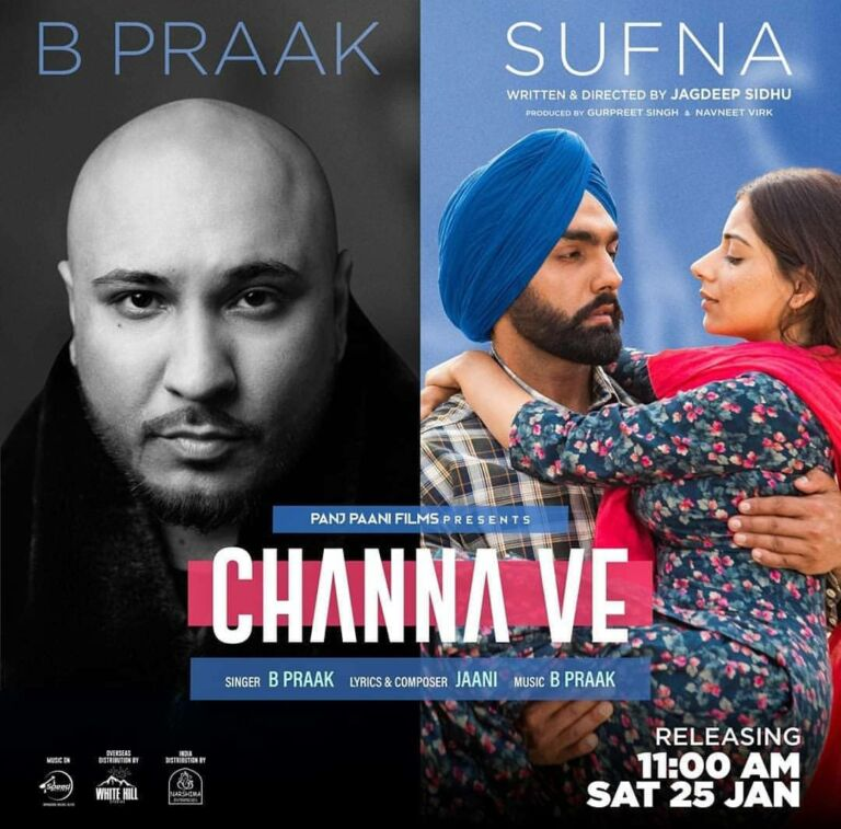 Another One Added To The Sad Songs' List As B Praak's Channa Ve Becomes Popular!