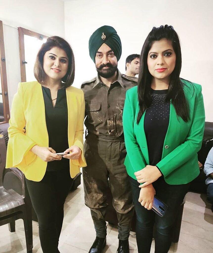 Lal Singh Chaddha aamir khan