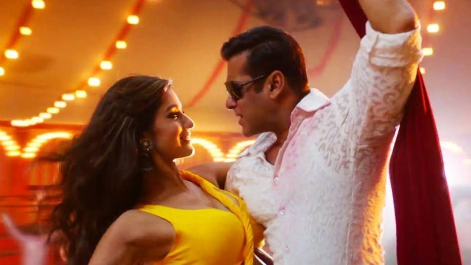 Disha Patani in radhe with salman khan