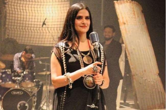 Singer Sona Mohapatra Invited For ISRO Satellite Launch