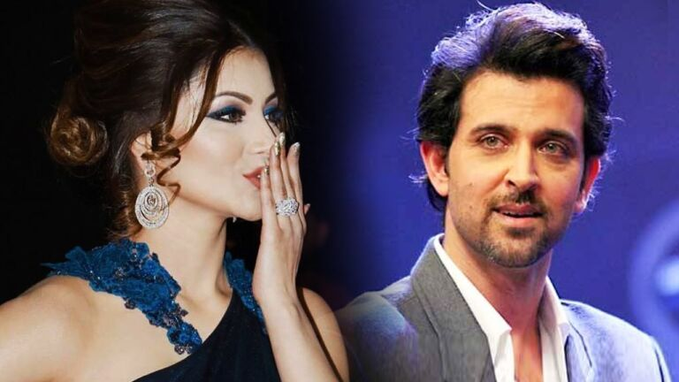 Urvashi Rautela: The Actress Wished Hrithik Roshan In A Special Way On His Birthday