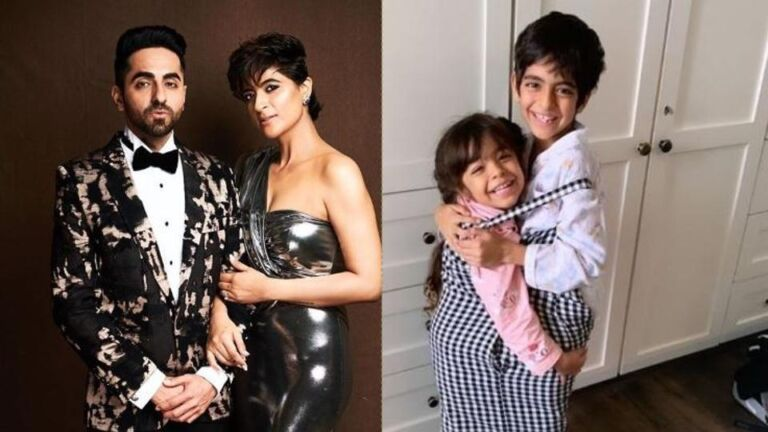 Ayushmann Khurrana's Wife Asks Her Son What It Means To Be A Gay