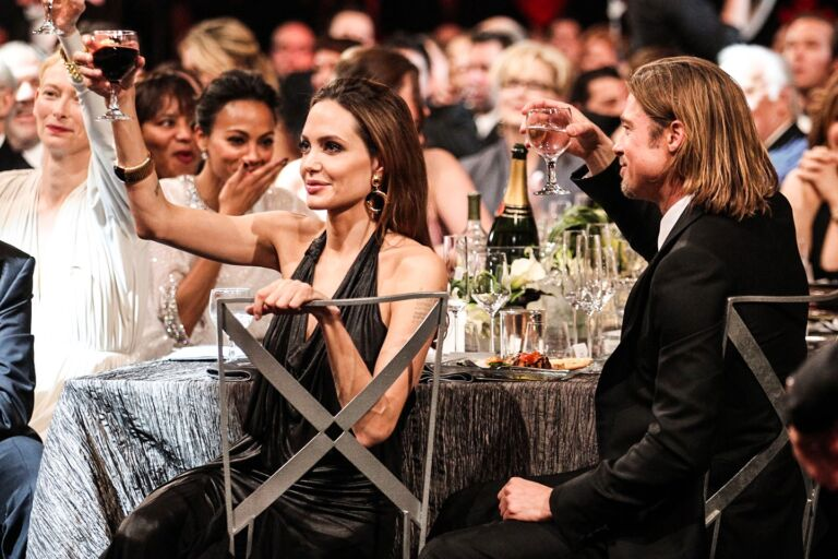 Brad Pitt And Angelina Jolie All Set To Release The New Wine