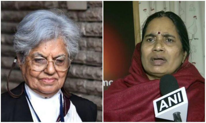 Advocate Indira Jaising Asks Nirbhaya's Mother to Follow Sonia Gandhi's Example, Pardon Convicts