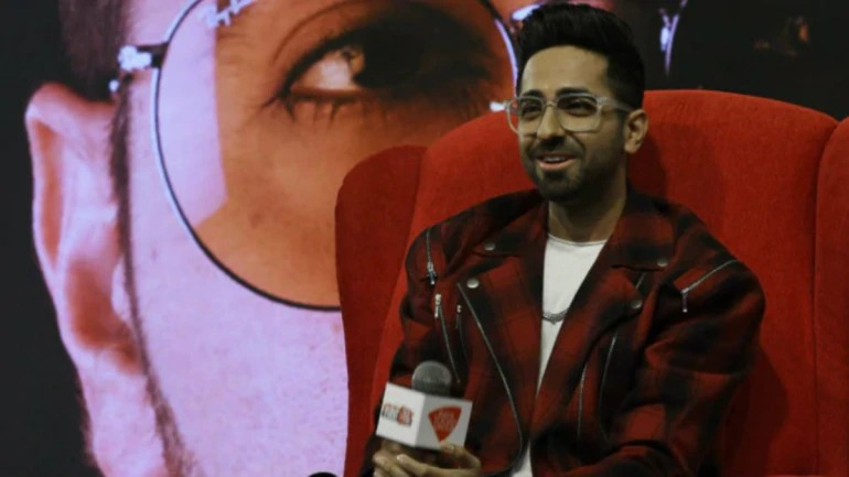 Ayushmann Khurrana Speaks On His Gay Character in Shubh Mangal Zyaada Saavdhan
