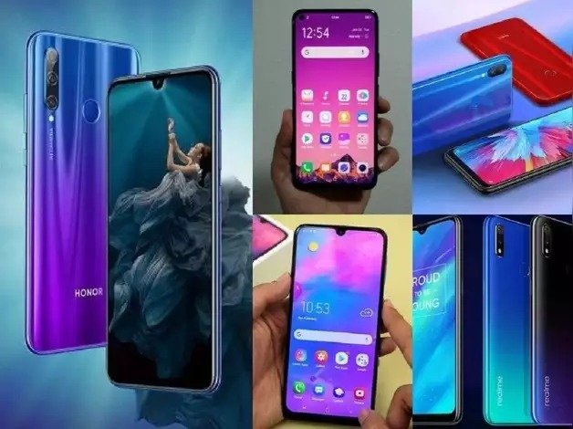 5 BEST ANDROID SMARTPHONES UNDER 15K IN INDIA: JANUARY 2020