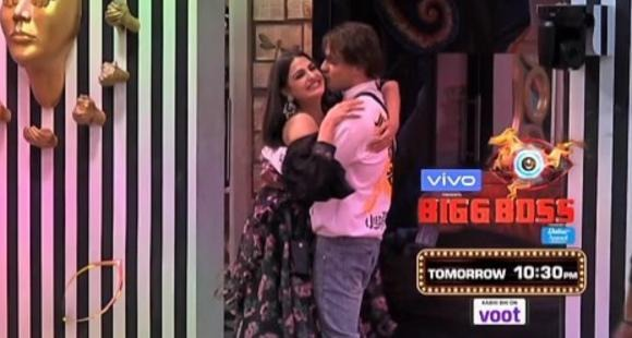 Asim Riaz Goes Down On His Knees To Propose Marriage To Himanshi Khurana
