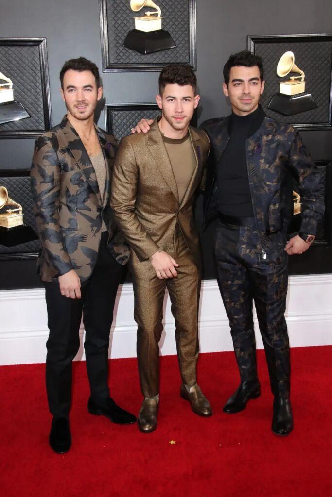 Kevin Jonas, Nick Jonas, and Joe Jonas