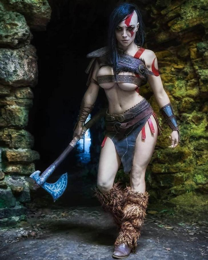 Female god of war