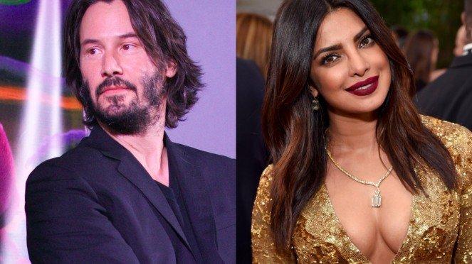 Priyanka Chopra To Star In Matrix-4 Along With Keanu Reeve