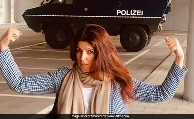 Twinkle Khanna's Son Saved Her Number As 'Police' And Twinkle did this