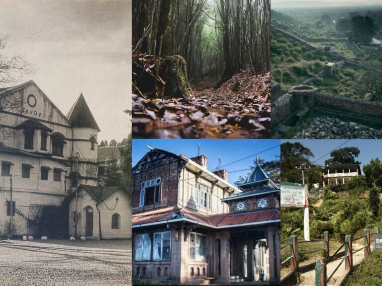 Top 7 Most Haunted Places In INDIA Where You Shouldn't Go Alone