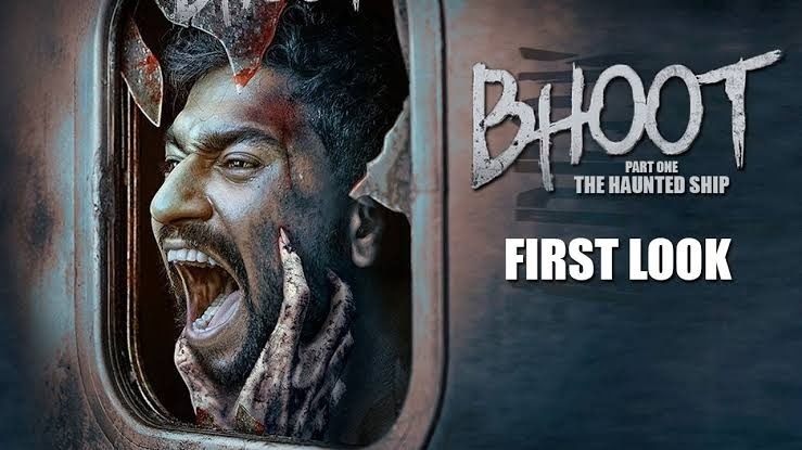 bhoot the haunted ship vicky kaushal