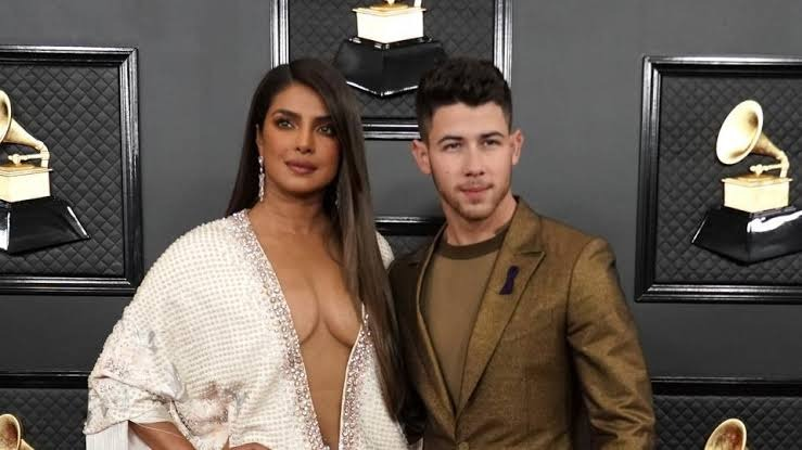 priyanka chopra in grammy awards