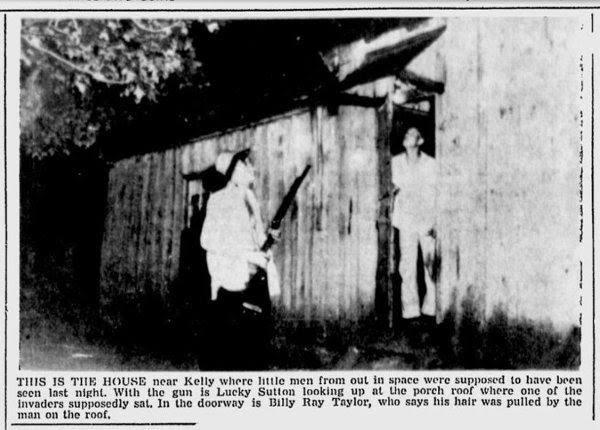 Kelly–Hopkinsville encounter