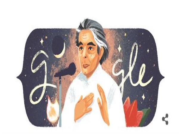 Google Doodle Pays Tribute to Kaifi Azmi