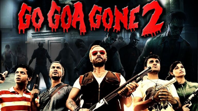 Go Goa Gone 2: Saif Ali Khan's Zombie Comedy Gets A Sequel