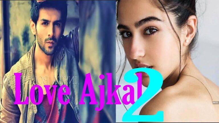 """Kartik Aryan And Sara Ali Khan Shares The First Look Of """"Love Aaj Kal"""""""