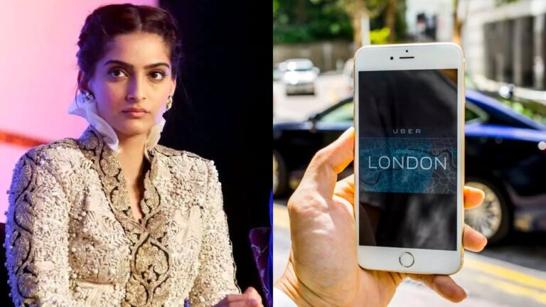 Sonam Kapoor Shares Her Scariest experience' With Uber Cab Driver In London