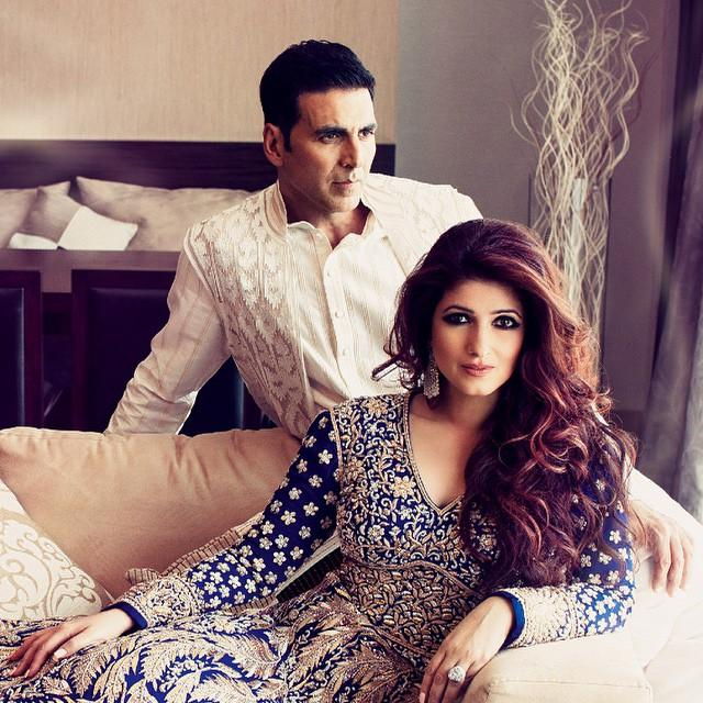 Akshay Kumar And Twinkle Khanna: The Couple Celebrates Their 19th Wedding Anniversary Today