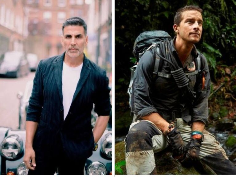WOW! Akshay Kumar To Be A Part Of 'Man vs Wild' After Rajnikanth