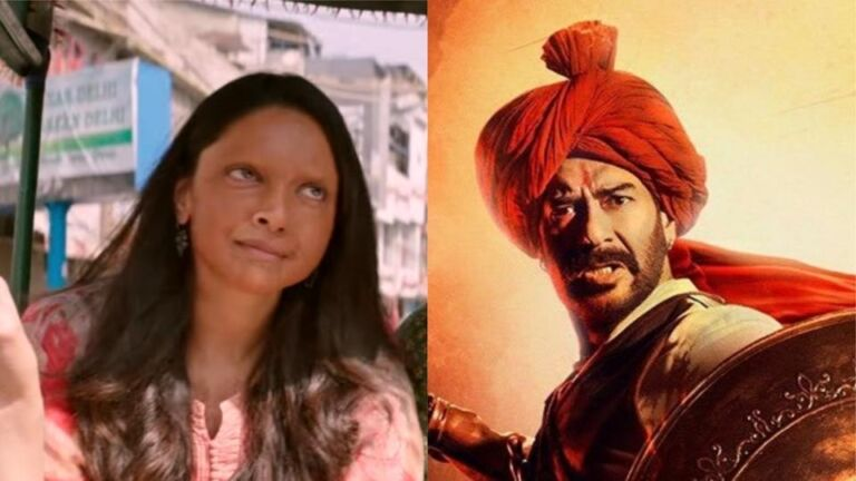 """Chhapaak"" Vs ""Tanhaji"": Two Gaint Movies That Locked Their Horns, Let's See Who Wins"